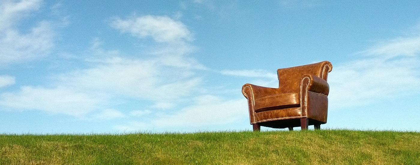 Sessel Einzelberatung